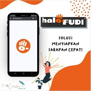 lomba blog Halofudi