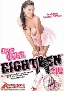 Just Over Eighteen 18