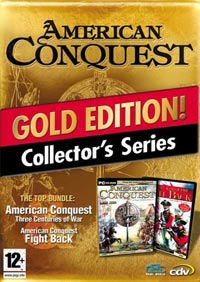 American Conquest: Gold Edition! (Collector's Series) - Review By Glenn Rice