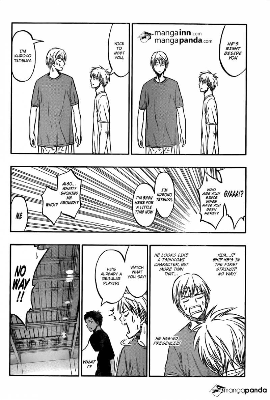 Kuroko no Basket Manga Chapter 210 - Image 16