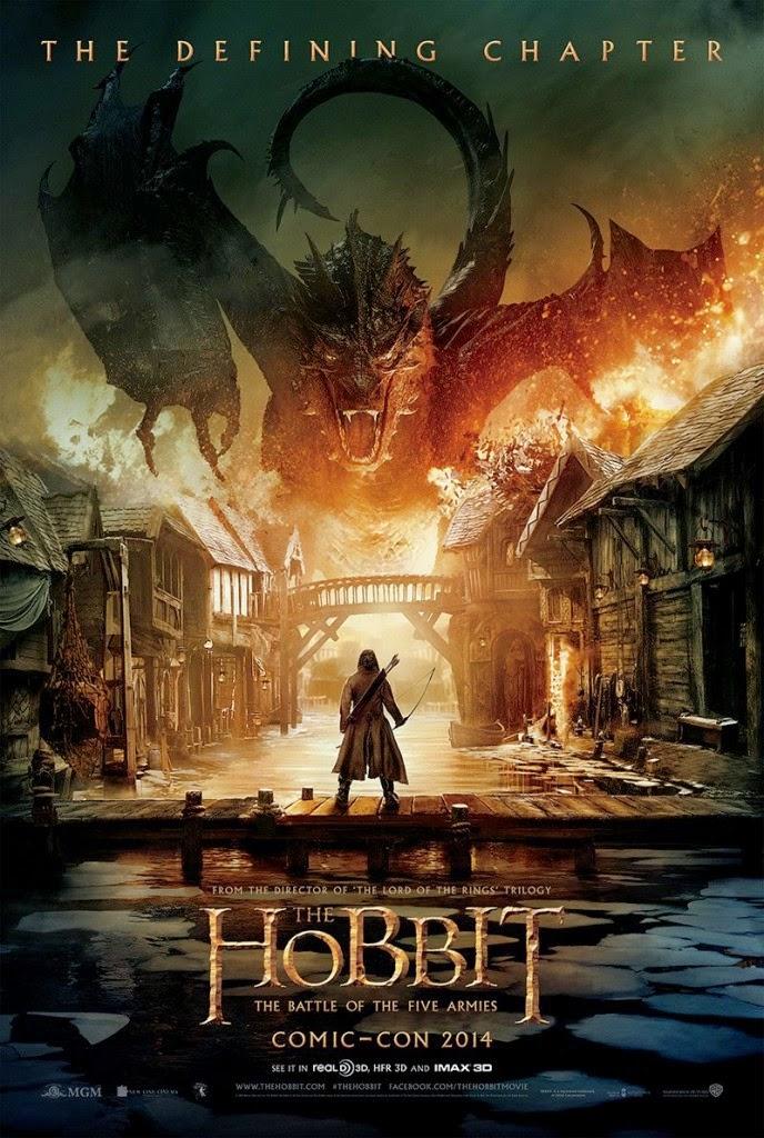 Χόμπιτ: Η Μάχη των Πέντε Στρατών - The Hobbit: The Battle of the Five Armies Poster