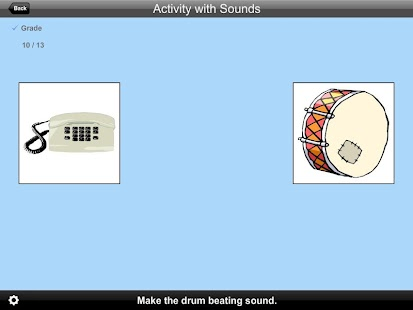 Activity with Sounds Lite- screenshot thumbnail