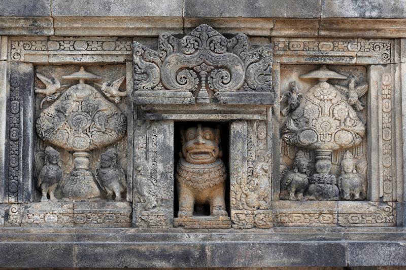 Detalle de Prambanan