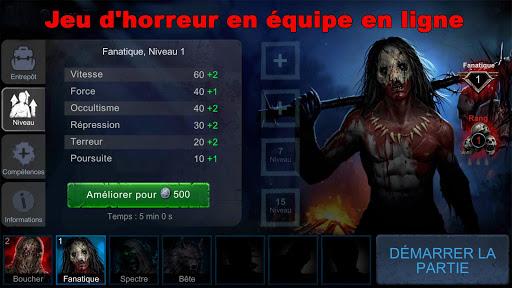 Horrorfield - Jeu d'horreur Multijoueur de Survie fond d'écran 1