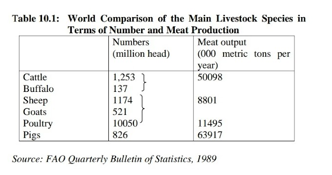 Distribution,  Consumption and Constraints to Pig  Production