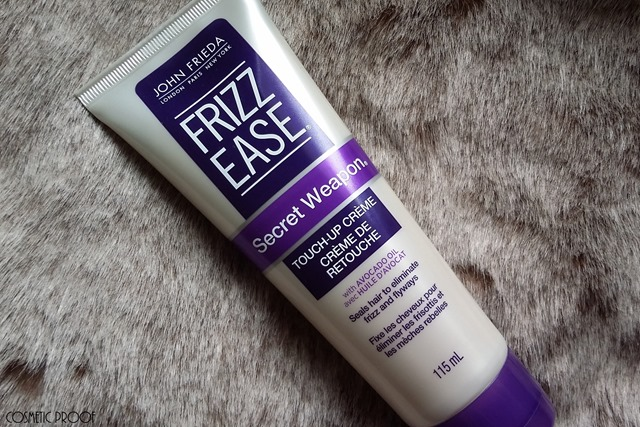 John Frieda Frizz Ease Review (2)