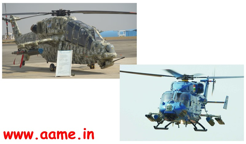 Air to Air Missile For India's Light Combat Helicopter [LCH] & Advanced Light Helicopter [ALH]