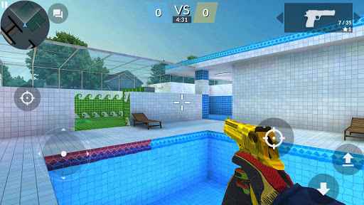 Critical Strike CS: Counter Terrorist Online FPS 9.59 screenshots 9