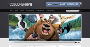 Colourgraph WordPress Theme
