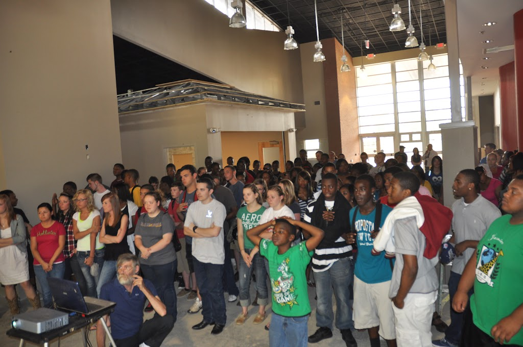 Genoa Central, Fouke, and Arkansas High visit UACCH-Texarkana - DSC_0130.JPG