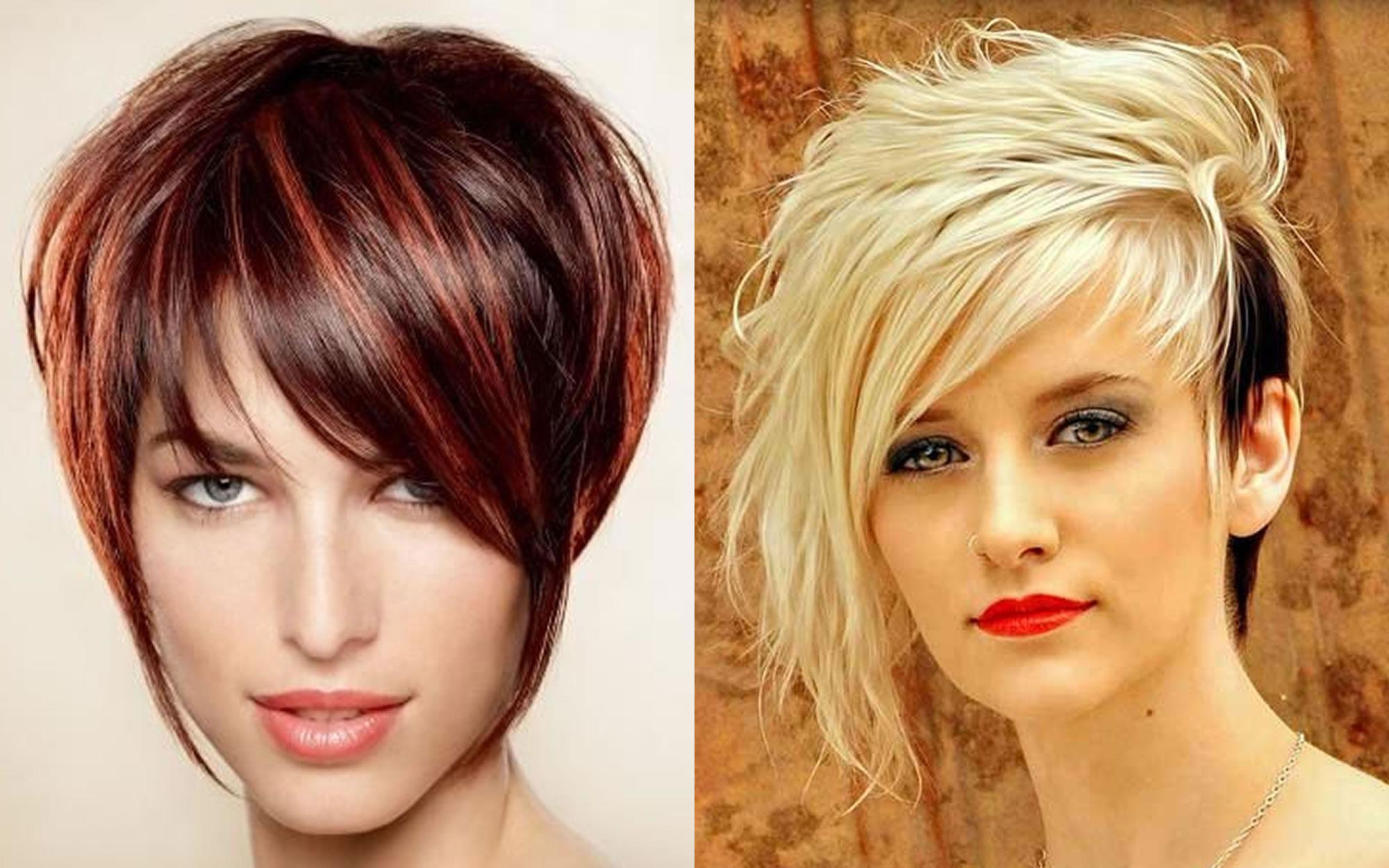 Balayage short hairstyles 2019-Amazing hairstyle! 1