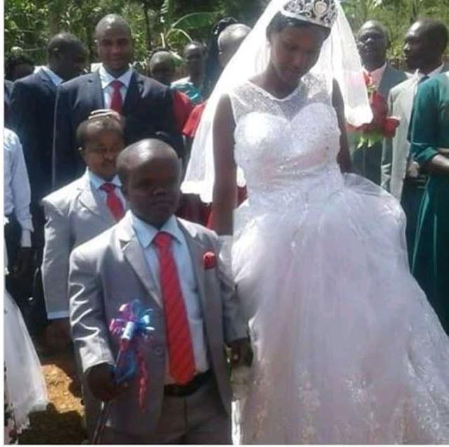 All photos from Kenyas shortest MCA wedding