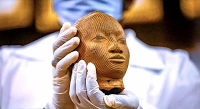 Netherlands return Nigeria's Ancient 'Ife' Artefact of Over 600 Years Old