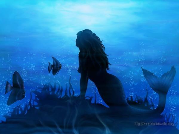 Dreamy Mermaid, Undines