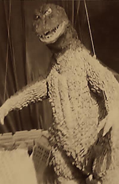 The Good, the Bad, and Godzilla 続・夕陽の呉爾羅: BILLIKEN REAL ...
