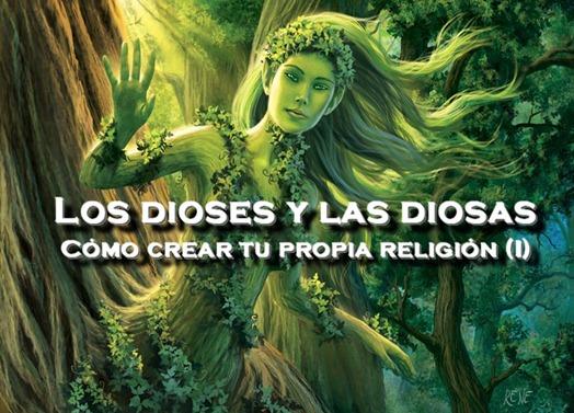 banner diosa hierba como escribir una novela de fantasia como crear tu religion escritor escribir
