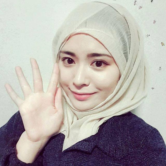gadis korea peluk islam.jpg