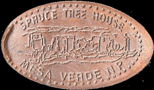 Mesa Verdes penny