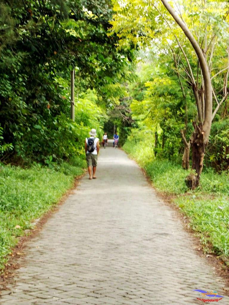 family trip pulau pari 140716 Fuji 051