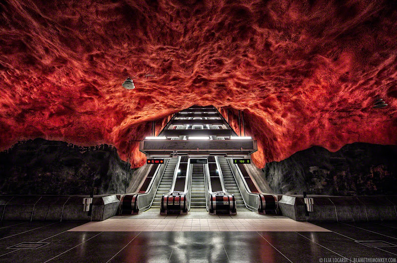 Belly of the Beast, Stockholm, Sweden. Photographer Elia Locardi