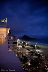 Foto 0038. Marcadores: 11/09/2009, Casamento Luciene e Rodrigo, Diversos, Paisagem, Praia de Copacabana, Rio de Janeiro