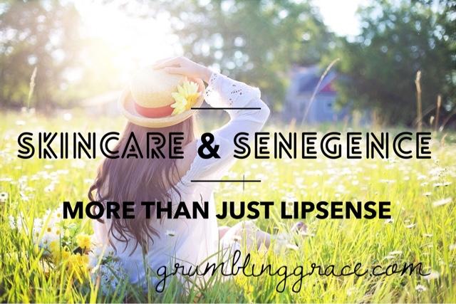 Grumbling Grace Skincare Senegence More Than Just Lipsense