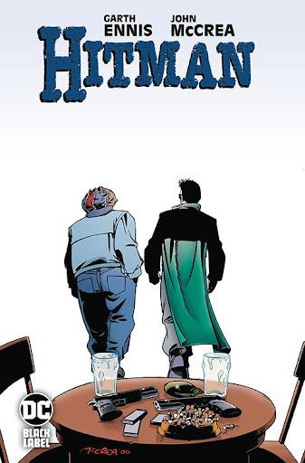 Hitman tom 5 okładka