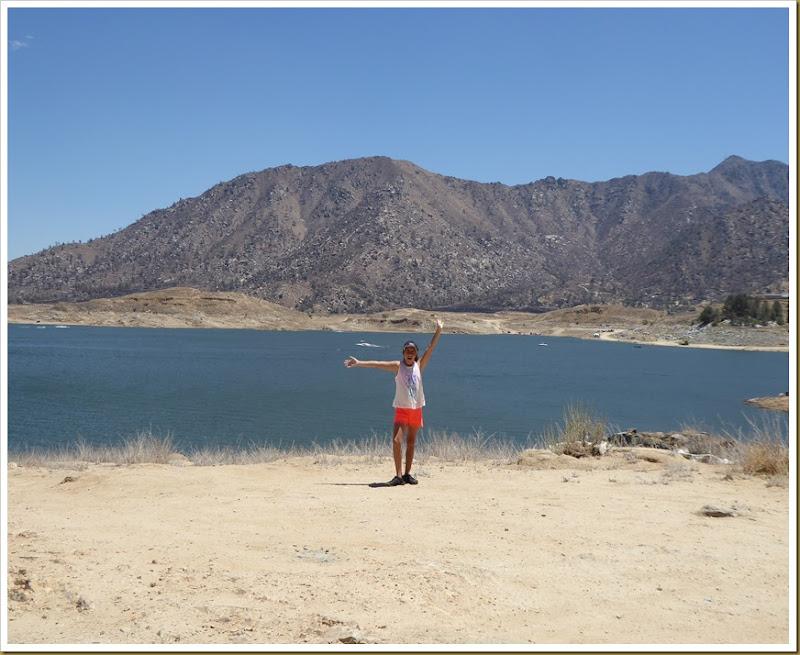 Lake Isabele CA