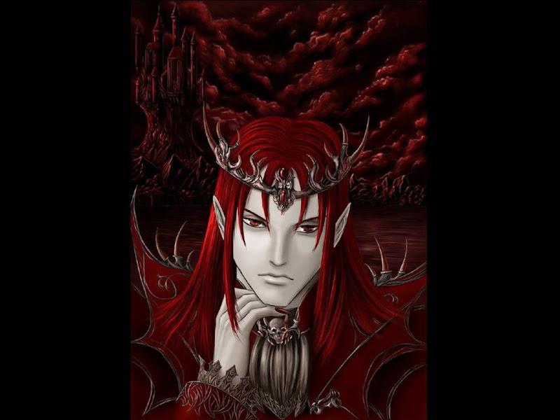 Beautiful Gothic Woman, Vampire Girls 2