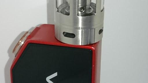 DSC 2267 thumb%25255B2%25255D - 【RTA/RDTA】「Sense Blazer Sub-R RTA」レビュー。クリアロとRDAとRDTAとRTAを全部一緒にしちゃったようなキメラなアトマイザー!【電子タバコ/爆煙】