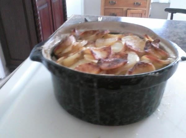 Grandma Lee's Scalloped Potatoes Recipe