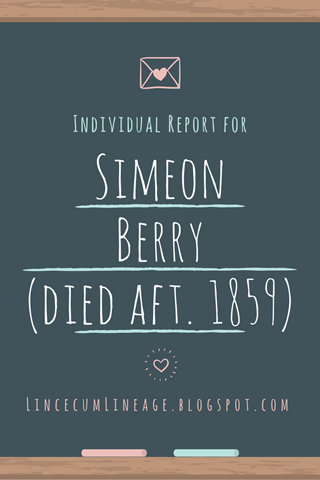 Individual Report -SBerry