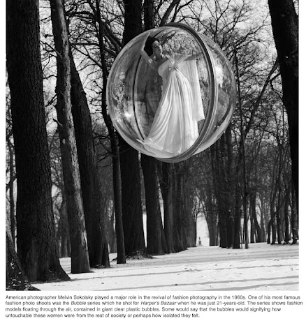 Melvin sokolsky photographer 21 fashion 1960's
