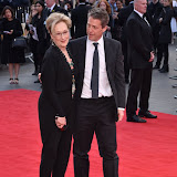 OIC - ENTSIMAGES.COM - Meryl Streep and Hugh Grant at the  Florence Foster Jenkins - world film premiere at the Odon Leicester Sq London 12th April 2016 Photo Mobis Photos/OIC 0203 174 1069