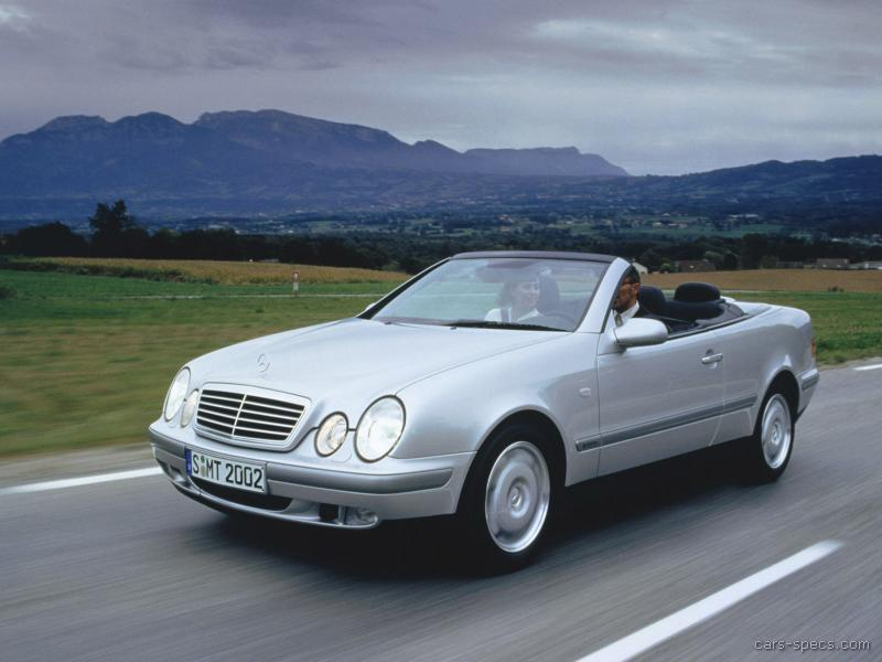 1999 mercedes benz clk class convertible specifications pictures prices. Black Bedroom Furniture Sets. Home Design Ideas