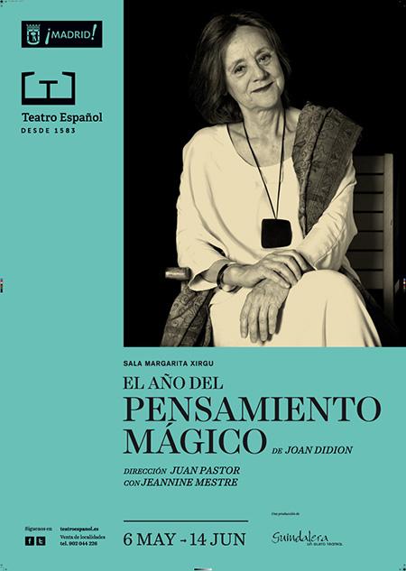 'El año del pensamiento mágico' en el Teatro Español