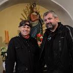 5. Vatikánská - žehnání na sezonu v Keblově - pořádal Moto Guzzi Club Bohemia – 21. dubna 2012