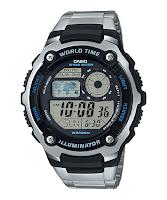 Casio Standard : AE-2100WD