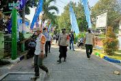 Ops Yustisi Gabungan Polsek Kepulauan Seribu Selatan Jaring 5 Pelanggar di Pulau Untung Jawa
