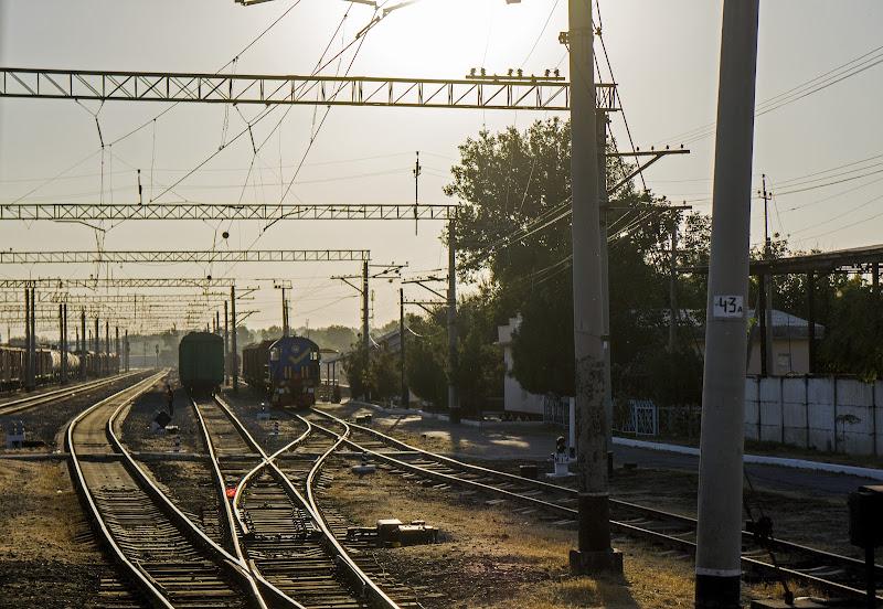 Станция Бозсу