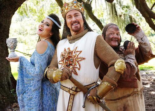 Monty Python's SPAMALOT at Orlando Shakespeare