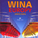 """Marek Bieńczyk, Wojciech Bońkowski """"Wina Europy 2003-2004"""", Wiedza i Życie, Warszawa 2003.jpg"""