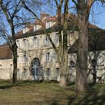 Abbaye de Royaumont : annexe nord