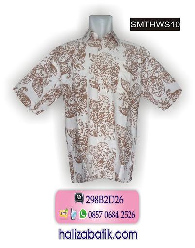 batik baju, baju batik murah, contoh baju batik