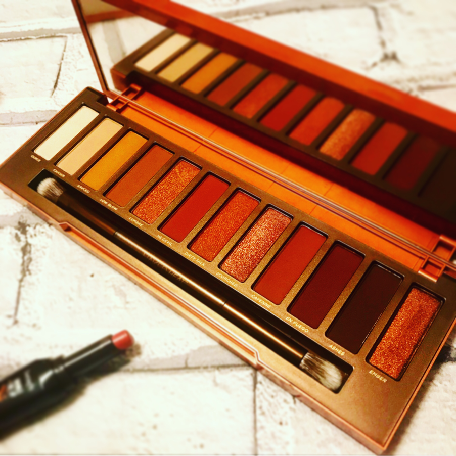 naked heat palette feel unique
