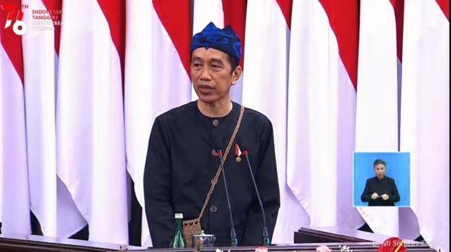 Jokowi: Resesi dan Krisis yang Datang Bertubi-tubi Berhasil Kita Lampaui