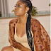 Choi: Davido's First Babymama shakes the internet with her cleavage [See What Davido has been missing o]