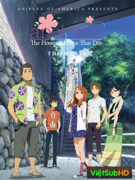 AnoHana Movie: Đóa hoa ngày ấy ta cùng ngắm