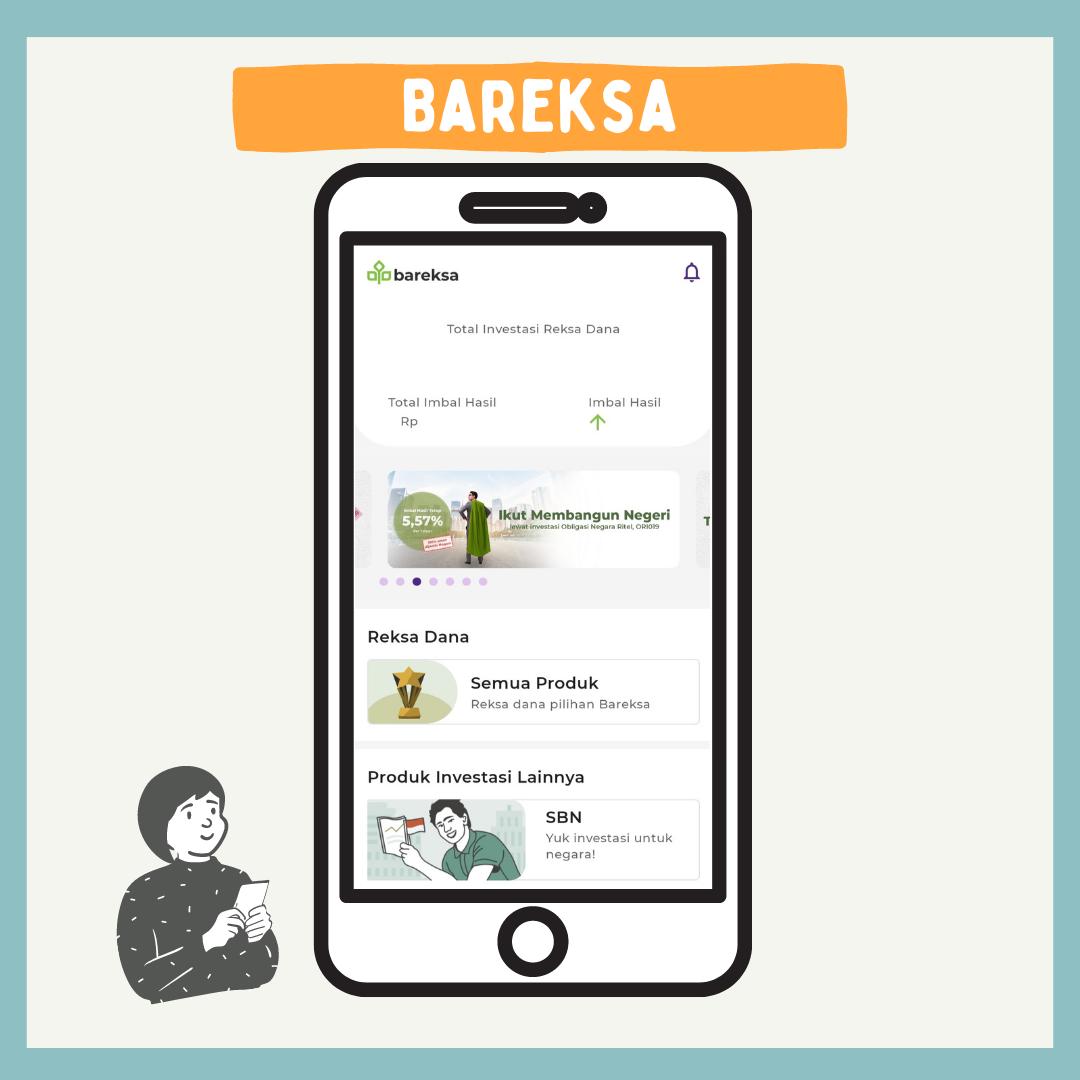 Review Aplikasi Bareksa