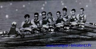 1994-La saison de l'équipe de France d'aviron